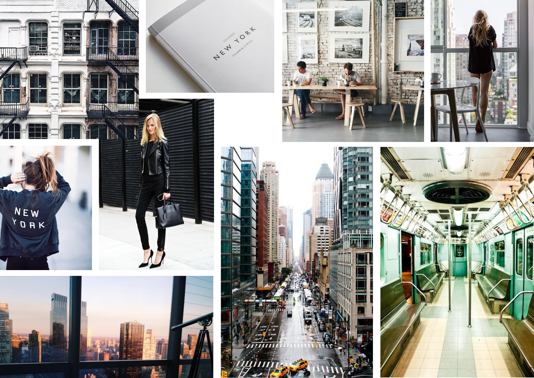 NYC MONTAGE
